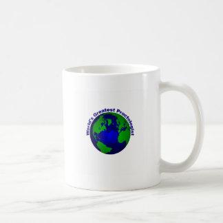 World's Greatest Proctologist Basic White Mug