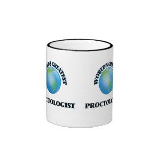 World's Greatest Proctologist Coffee Mugs