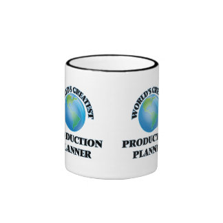World's Greatest Production Planner Coffee Mug