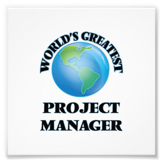 World's Greatest Project Manager Photo