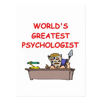 world's greatest psychiatrist postcard