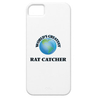 World's Greatest Rat Catcher iPhone 5 Case
