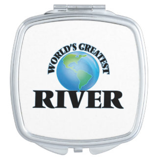 World's Greatest River Compact Mirrors