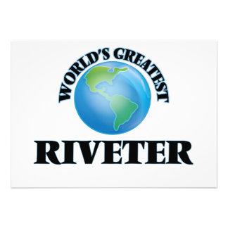 World's Greatest Riveter Cards