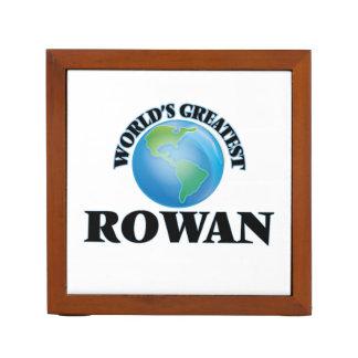 World's Greatest Rowan Pencil/Pen Holder