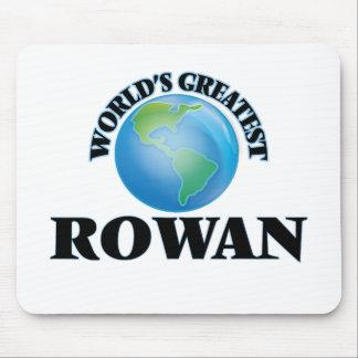 World's Greatest Rowan Mousepad