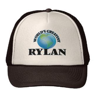 World's Greatest Rylan Trucker Hats