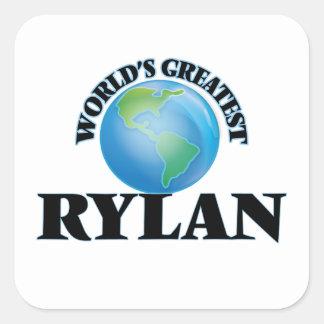 World's Greatest Rylan Sticker
