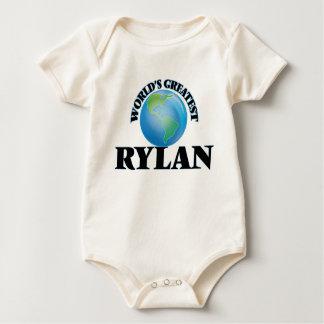 World's Greatest Rylan Baby Bodysuit
