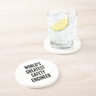 Worlds Greatest Safety Engineer Coaster