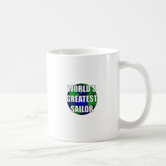 World's Greatest Sailor Mugs