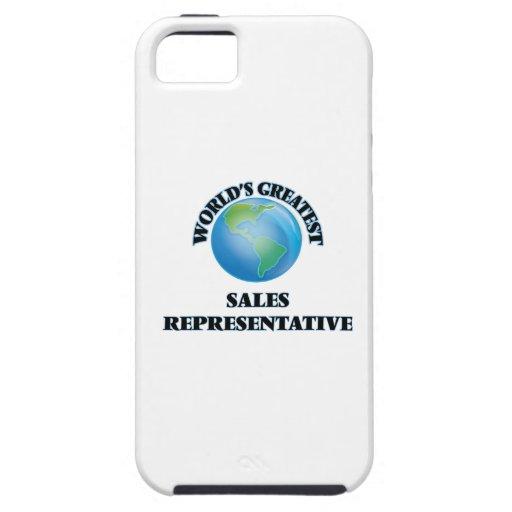 World's Greatest Sales Representative iPhone 5 Cases