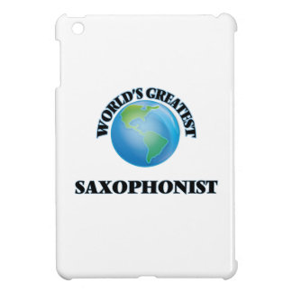 World's Greatest Saxophonist Cover For The iPad Mini
