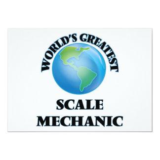 World's Greatest Scale Mechanic Invite
