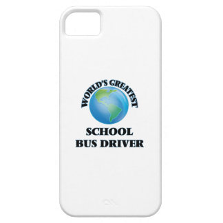 World's Greatest School Bus Driver Cover For iPhone 5/5S