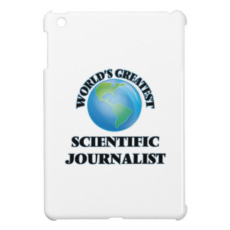World's Greatest Scientific Journalist Cover For The iPad Mini