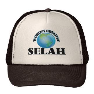 World's Greatest Selah Hats