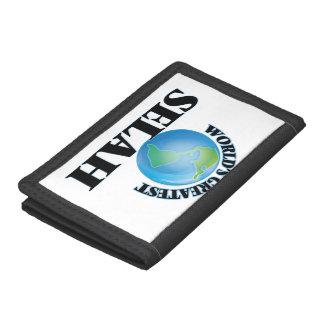 World's Greatest Selah Tri-fold Wallets