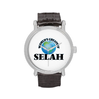 World's Greatest Selah Wrist Watches