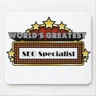 World's Greatest SEO Specialist Mouse Mat