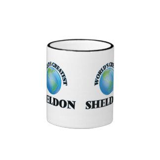 World's Greatest Sheldon Ringer Mug