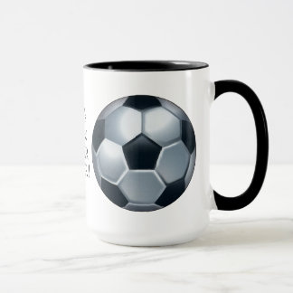 World's Greatest Soccer Player coffee mug