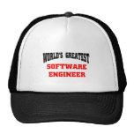 World's greatest software engineer hat