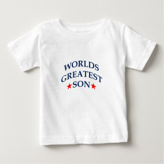 World's Greatest Son Baby T-Shirt
