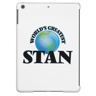 World's Greatest Stan Case For iPad Air