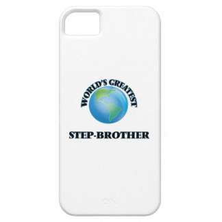 World's Greatest Step-Brother iPhone 5 Cases