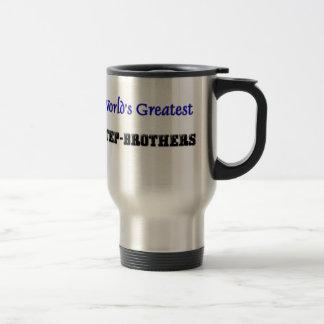 World's Greatest Step-Brothers Coffee Mugs