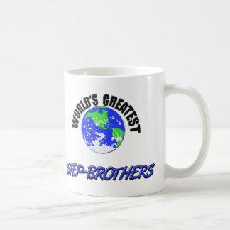 World's Greatest Step-Brothers Mugs