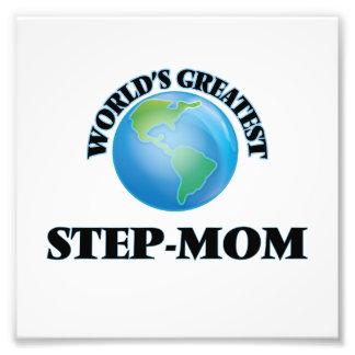 World's Greatest Step-Mom Art Photo