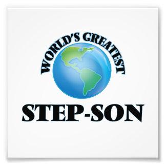 World's Greatest Step-Son Photo