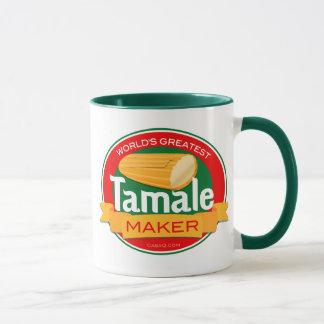 World's Greatest Tamale Maker Coffee Mug