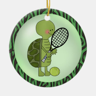 World's Greatest Tennis Player ornament