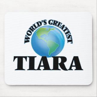 World's Greatest Tiara Mouse Pads