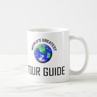 World's Greatest Tour Guide Coffee Mug