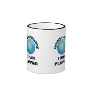 World's Greatest Town Planner Coffee Mug