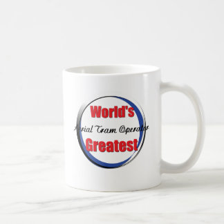 Worlds Greatest Tram Operator Coffee Mugs