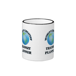 World's Greatest Transit Planner Mug