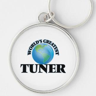 World's Greatest Tuner Keychain