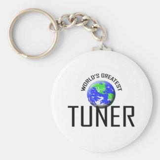 World's Greatest Tuner Keychains