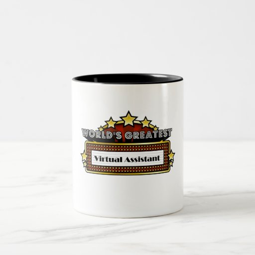 World's Greatest Virtual Assistant Coffee Mugs