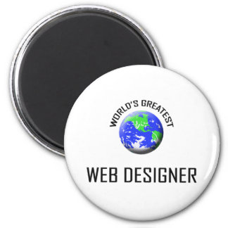 World's Greatest Web Designer Magnet