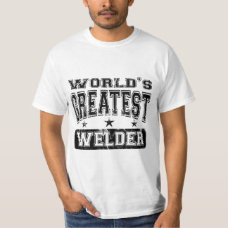 World's Greatest Welder T-Shirt