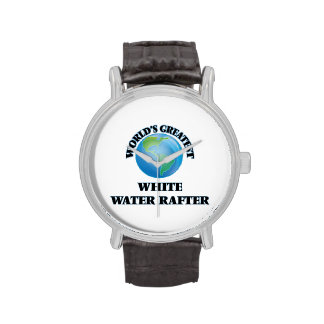 World's Greatest White Water Rafter Watches