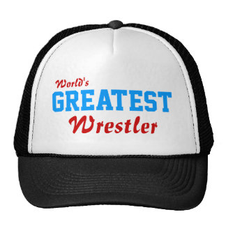 World's greatest Wrestler Cap