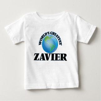 World's Greatest Zavier Baby T-Shirt