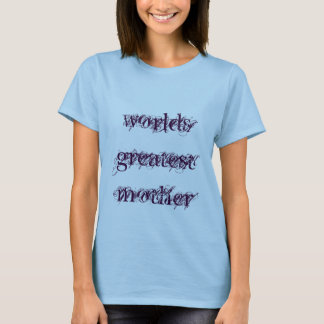 worlds greatestmother tee